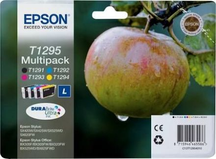 Epson T1295 Ink Cartridge - Multipack